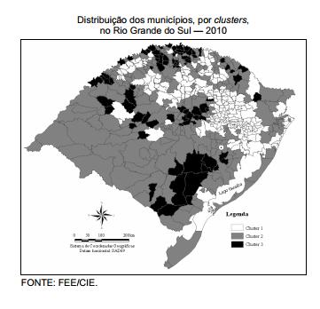 Regionalização e caracterização da pobreza no Estado